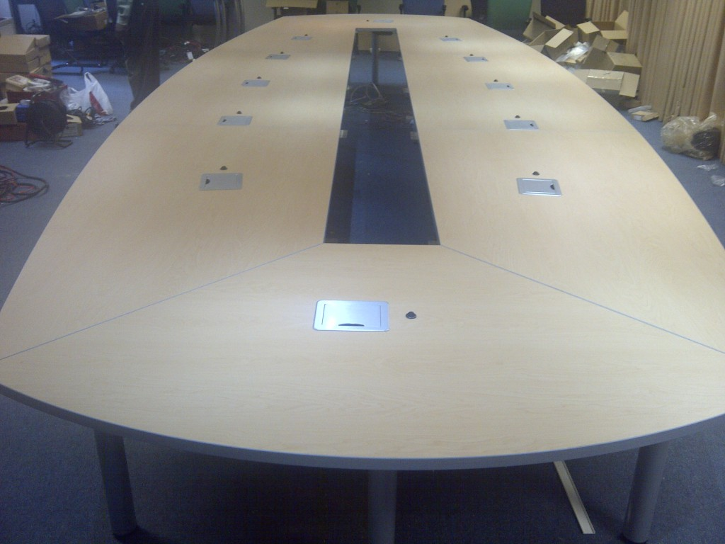 large boardroom
